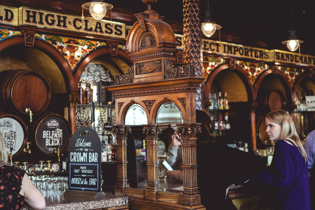 The Crown Liquor Saloon